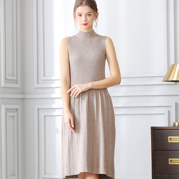 Lelia Knit Two-Piece Dress
