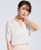 Kimberly Chiffon Top (Non-Returnable)