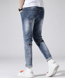 Bryson Ripped Slim Fit Jeans