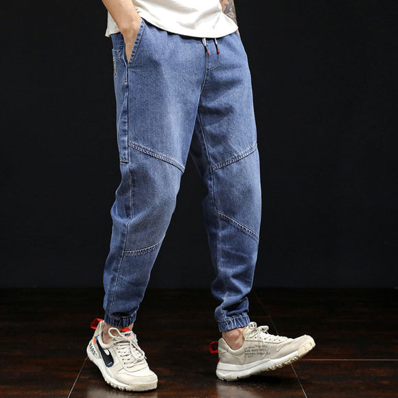 Jace Drawstring Jeans (Non-Returnable)
