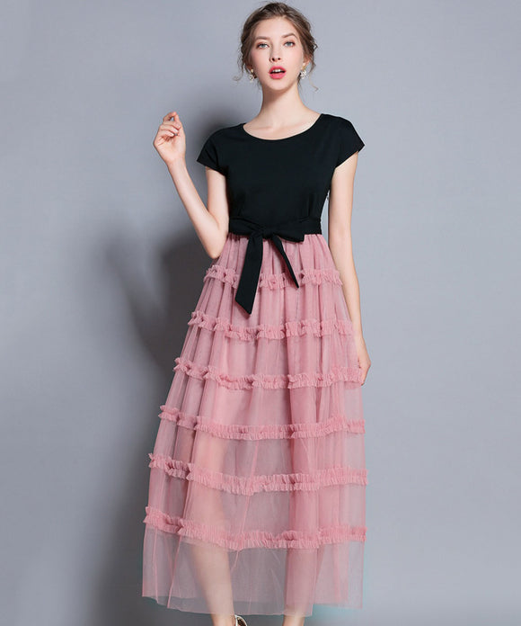 Addyson Tulle Dress (Non-Returnable)