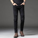 Marcus Ripped Slim Fit Jeans (Non-Returnable)
