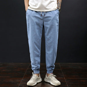 Jack Drawstring Jeans (Non-Returnable)