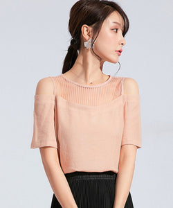Hadley Chiffon Top (Non-Returnable)