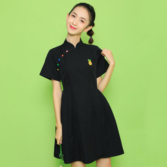 Coraline Cheongsam Dress