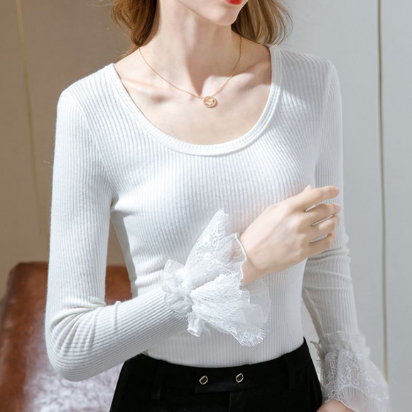 Annabelle Long Sleeve Top