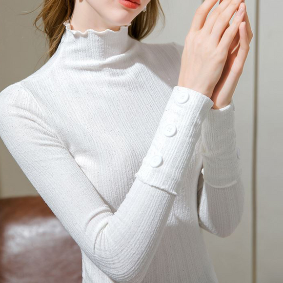 Kimberly Turtle Neck Top