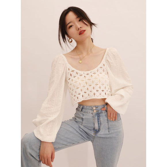 Camila Cropped Top
