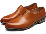 Jefferson Pointed Shoes