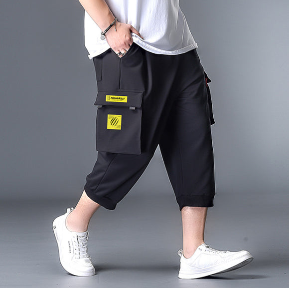 Franklin Drawstring Capri Pants