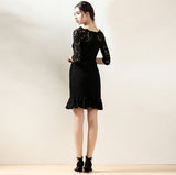 Helsa Lace Dress