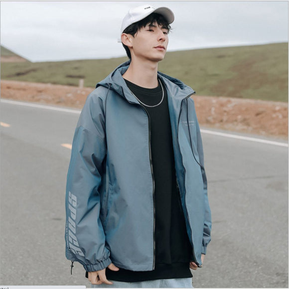 Evan Functional Wind Jacket