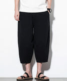 Antonio Drawstring Harem Pants