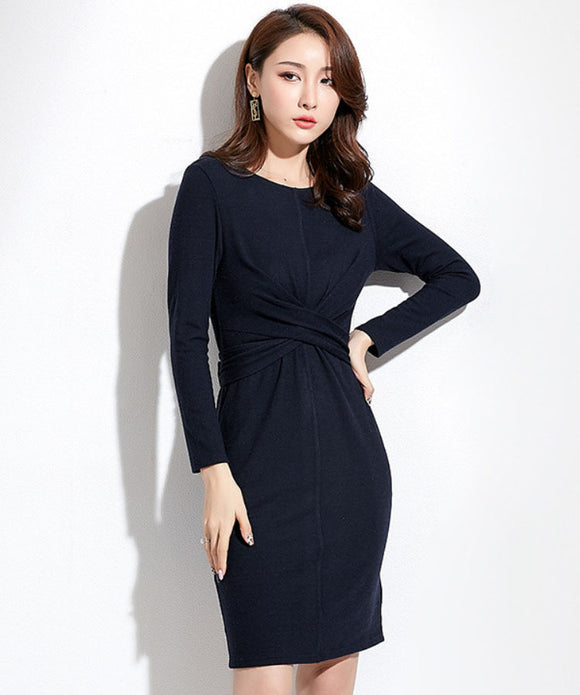 Erin Knit One Piece Dress (Non-Returnable)