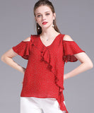 Shelley Chiffon Top (Non-Returnable)