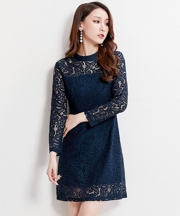 Mandy Lace Dress
