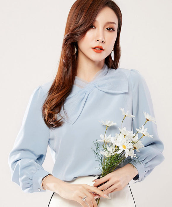 Ellison Chiffon Top (Non-Returnable)