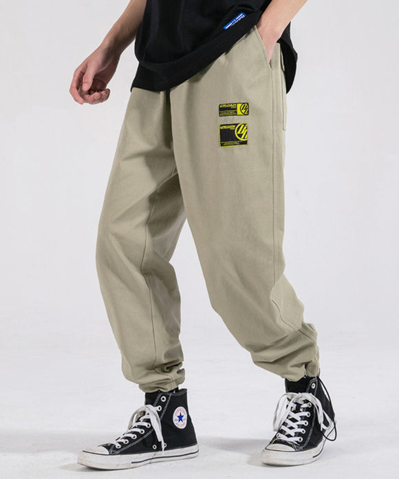 Henry Drawstring Casual Pants