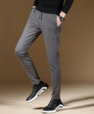 Alvin Drawstring Casual Pants