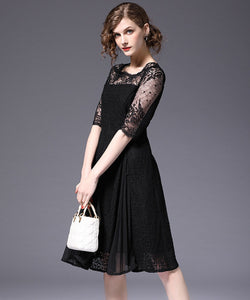 Alexandria Lace Dress (Non-Returnable)