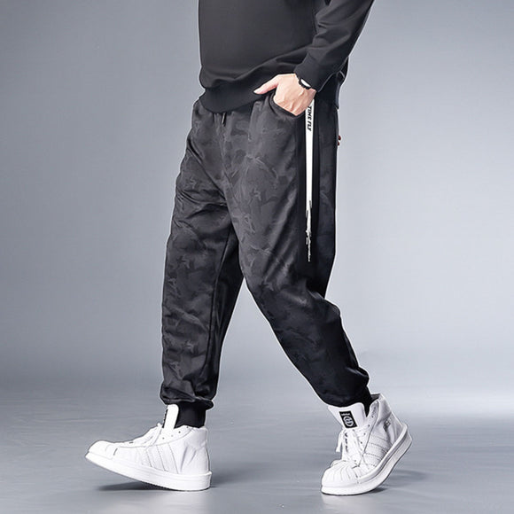 Raiden Drawstring Camo Pants (Non-Returnable)