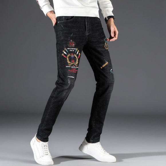 Brian Slim Fit Jeans (Non-Returnable)