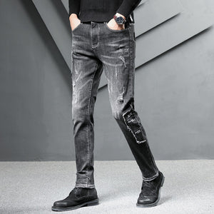 Jacoby Slim Fit Jeans (Non-Returnable)