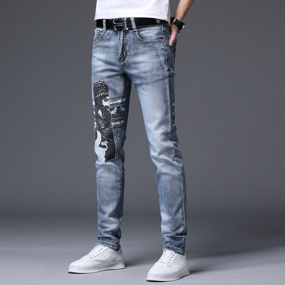 Jimmy Slim Fit Jeans
