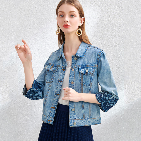 Madelyn Denim Jacket