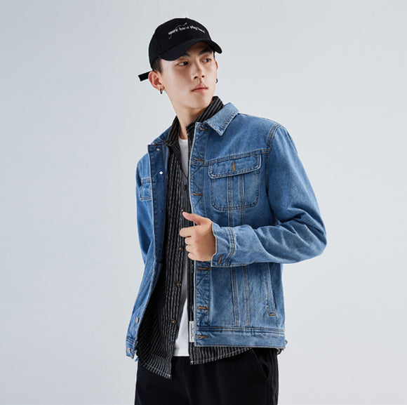 Eiffel Denim Jacket