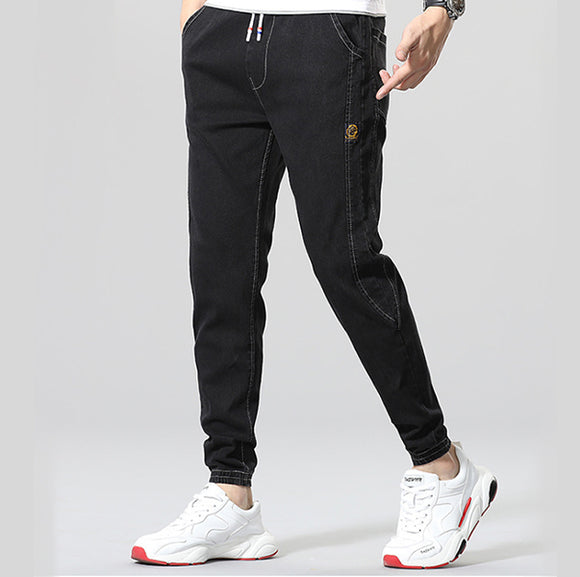 Wales Drawstring Jeans