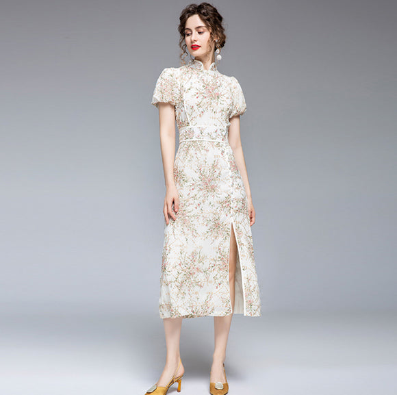 Zaida Cheongsam Dress