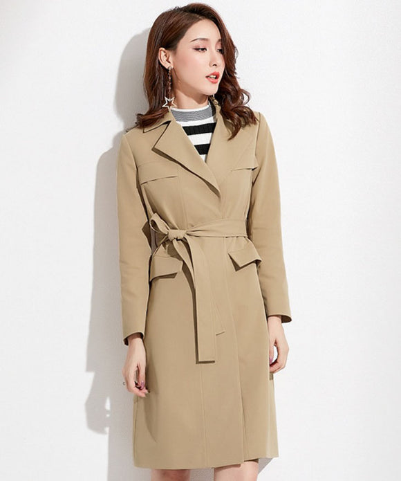 Alicia Trench Coat