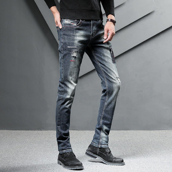 Cristiano Slim Fit Jeans (Non-Returnable)