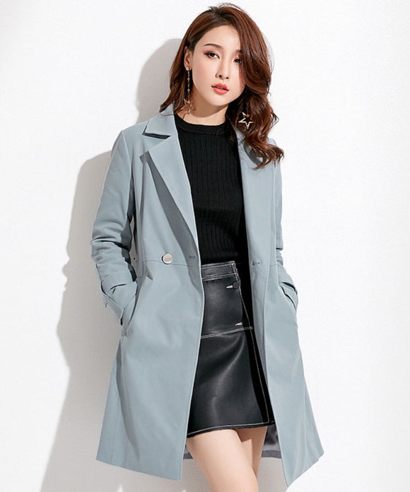 Angela Trench Coat
