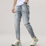 Noah Ripped Slim Fit Jeans
