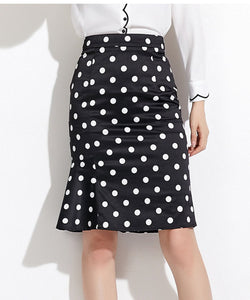 Delphine Dots Dress