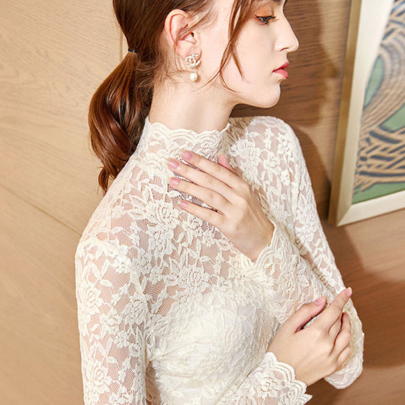 Ottilie Lace Top