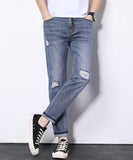 Leo Ripped Jeans (Non-Returnable)