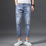 Draven Ripped Jean (Non-Returnable)