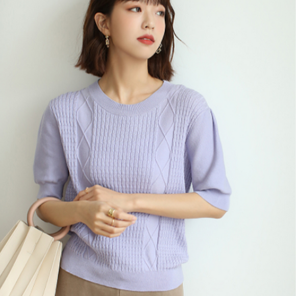 Sofia Knit Top