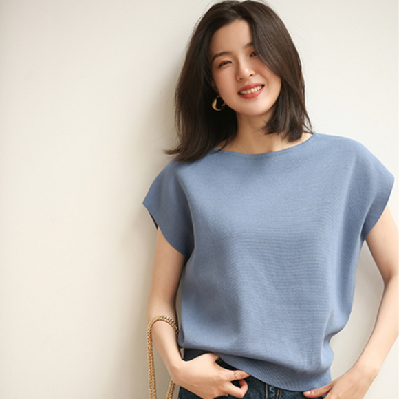 Penelope Basic Knit Top