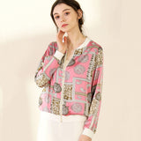 Kimberly Chiffon Jacket