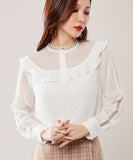 Livia Chiffon Top (Non-Returnable)