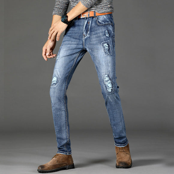 Caleb Slim Fit Jeans (Non-Returnable)