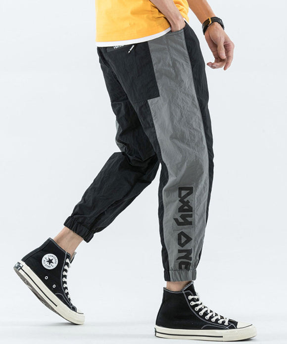 Anthony Drawstring Jogger Pants