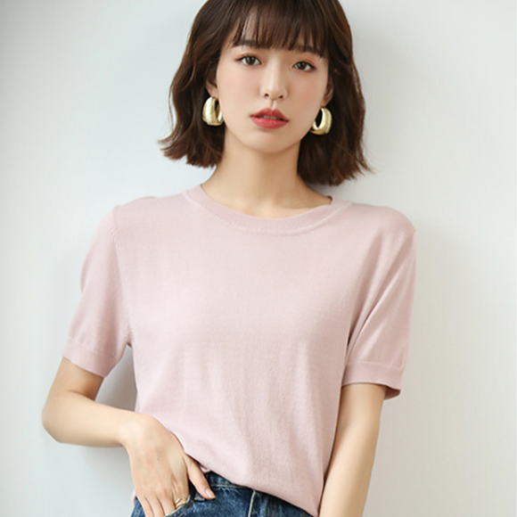 Stella Basic Knit Top