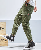 Everett Casual Cargo Pants