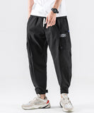 Simon Drawstring Casual Pants