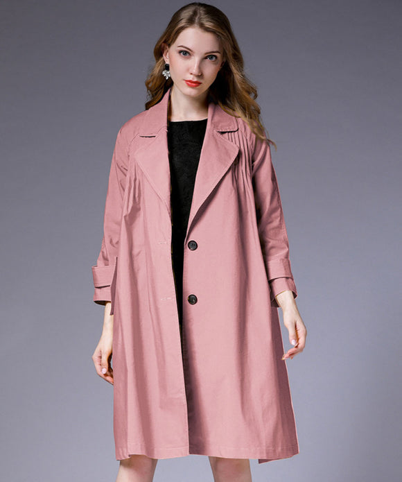 Luna Trench Coat